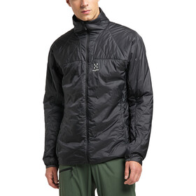 Haglöfs L.I.M Barrier Jacket Men magnetite/true black